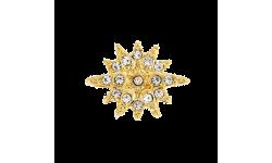 CHARM'S PLAT ROMANSA EVASION ETOILE GOLD