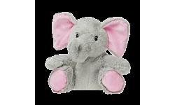 PELUCHE BOUILLOTTE ELEPHANT