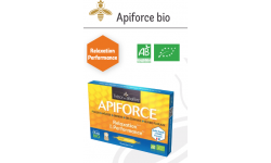 APIFORCE FLACON 10 AMPOULES (fortifiant anti-infectueux)