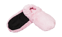 CHAUSSONS ROSE BOUILLOTTE