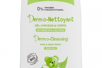 Dermo-Nettoyant Gel Cheveux & Corps